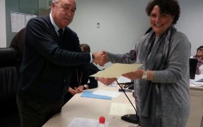 Recogiendo credencial como Diputada por la provincia de Alicante. Un orgullo y una gran responsabilidad