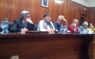 Mesa debate en el colegio de Abogados de Alicante