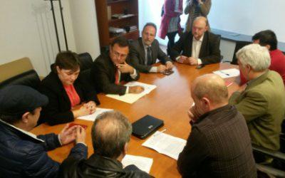PSOE, satisfecho por la unanimidad de los grupos en el Congreso en la defensa de los astilleros de la Bahía