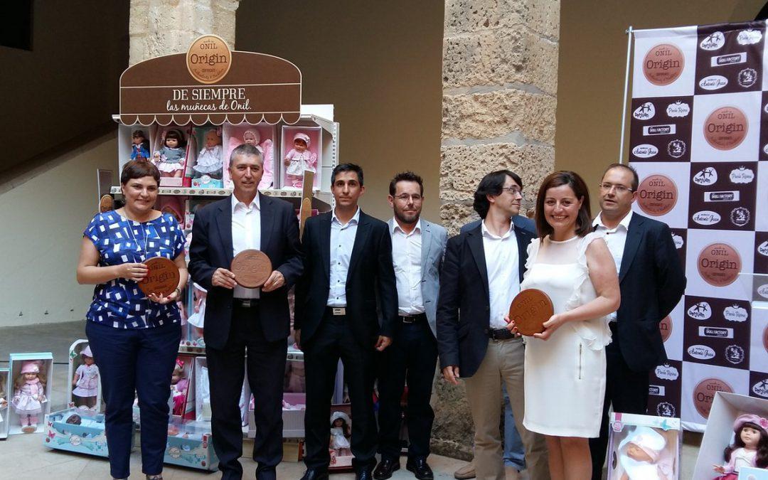 Nace la marca Onil Origin para afianzar la fabricación muñequera y el reconocimiento internacional