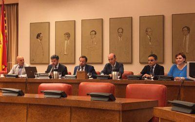 comparecencias en la comisión de presupuestos