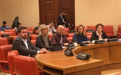 """La oposición critica la """"inacción"""" del gobierno con la financiación autonómica"""
