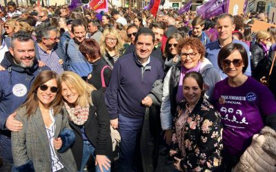8 de Març a Alcoi