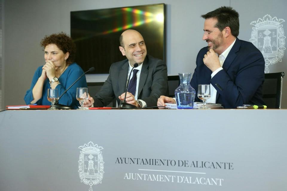 Alicante reclamará mayor autonomía en la gestión de sus presupuestos al Gobierno