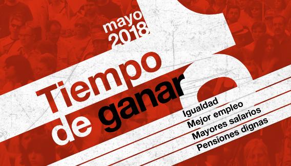 Los socialistas expresamos nuestro compromiso con todos los trabajadores y trabajadoras