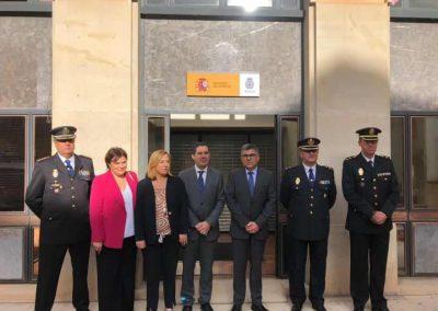 Inaguración nueva Comisaría de policía en Alcoi