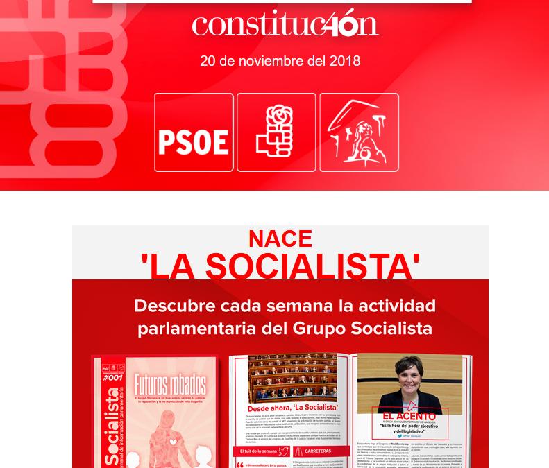 "Nace ""La Socialista"""