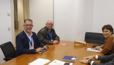 Loteros españoles plantean sus inquietudes al PSOE