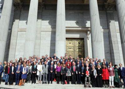 Foto último pleno XII Legislatura