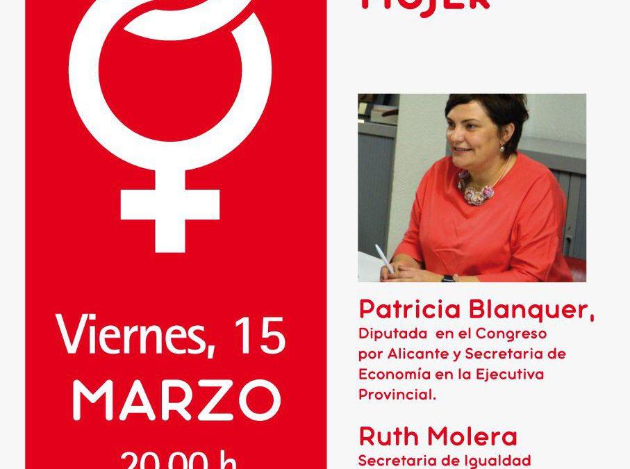 Dia Internacional de la Mujer, en Bigastro
