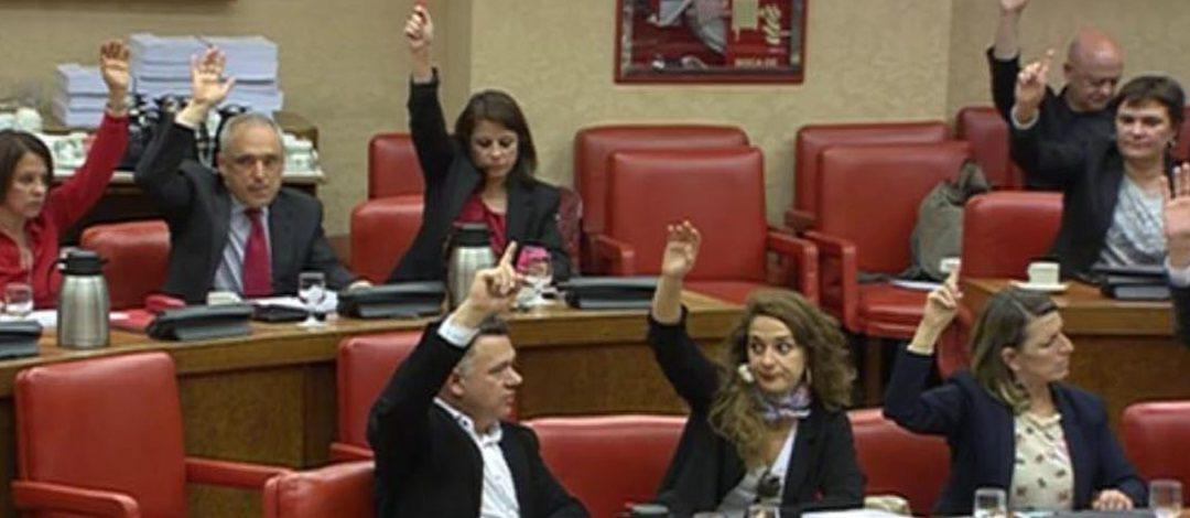 El Congreso respalda los decretos leyes sociales del Gobierno de Pedro Sánchez