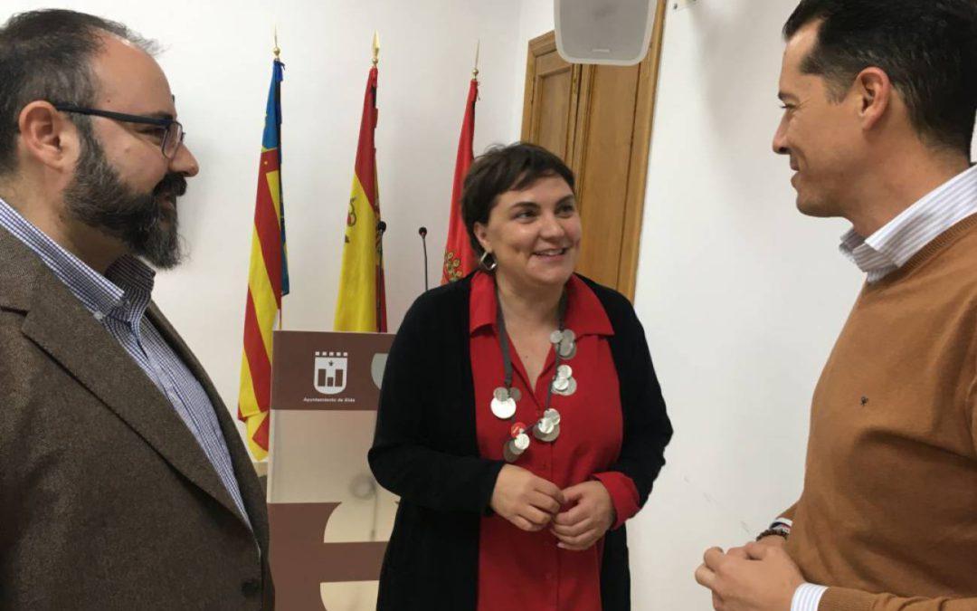 """El PSOE presenta un """"proyecto coordinado"""" para dar respuesta los ciudadanos"""
