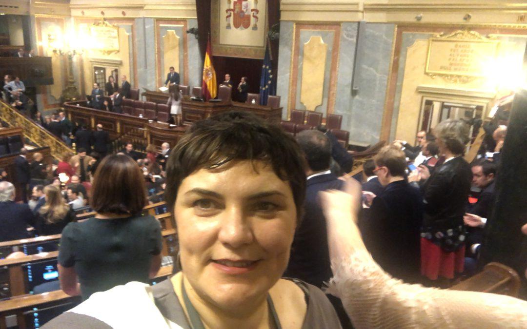 3 de diciembre de 2019 : Constitución Cortes Generales XIV LEGISLATURA