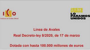 Casi 16.000 empresas y autónomos de la provincia de Alicante reciben préstamos ICO por valor de 2.400 millones de euros