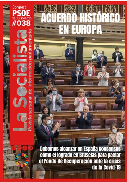Acuerdo histórico en Europa: Fondos de Reconstrucción